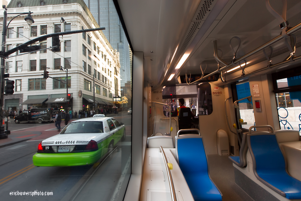 Kansas City Streetcar Ride-Along