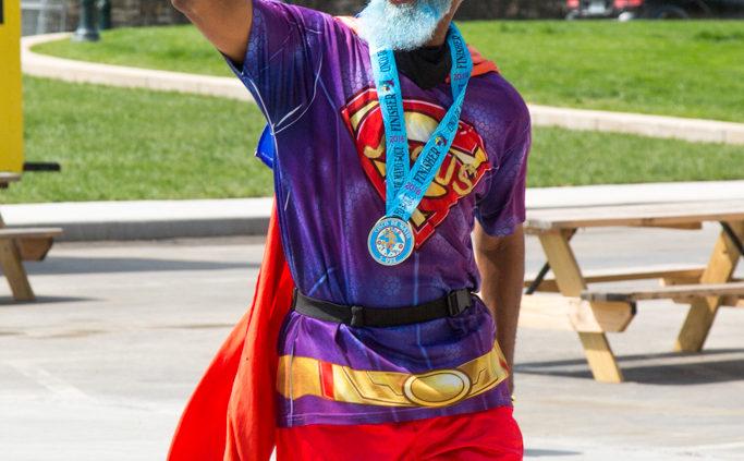 Kansas City Superman Mike Wheeler