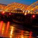 KC's Broadway Bridge - Old Triple Arch Bridge Design