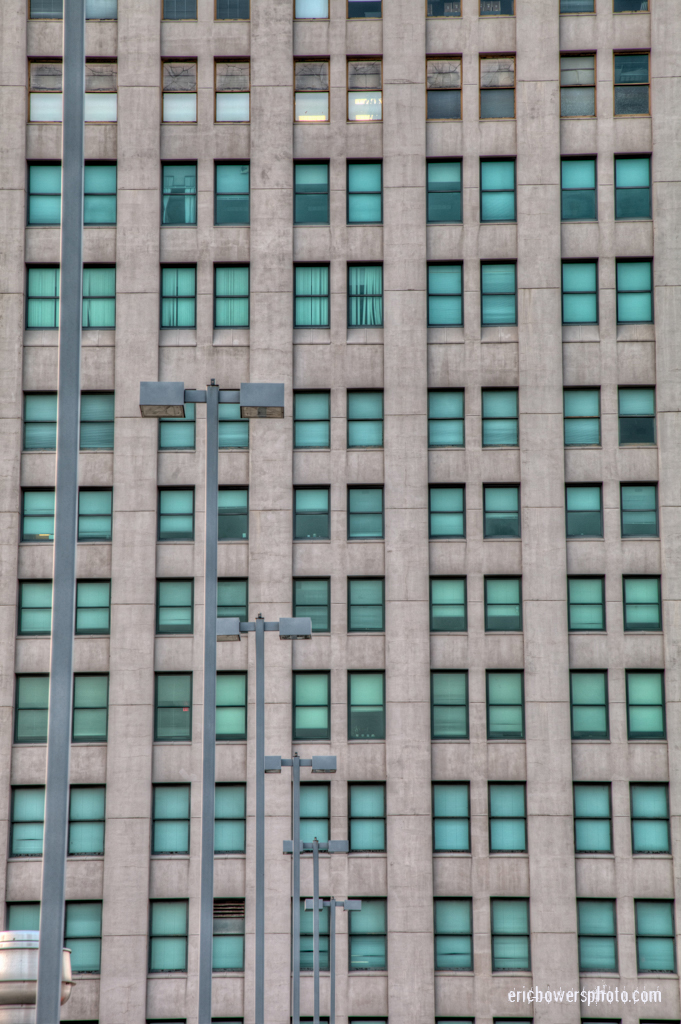 Full Frame Highrise Architecture