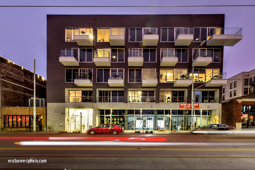 1914 Main New Residential Construction Downtown KC
