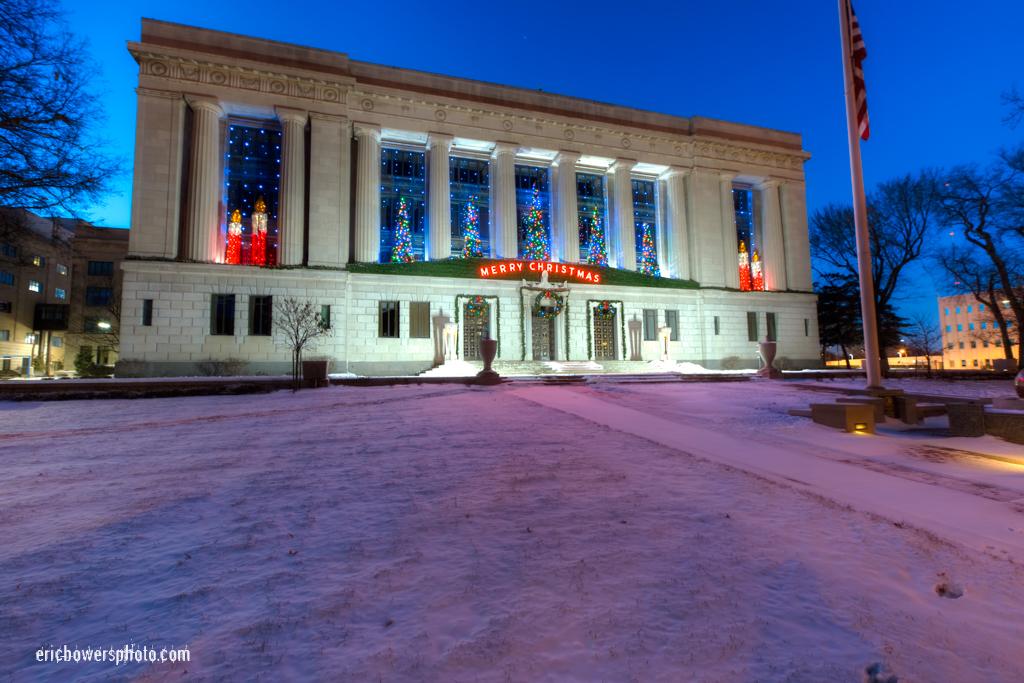 Kansas City Life Insurance Company Winter Pics