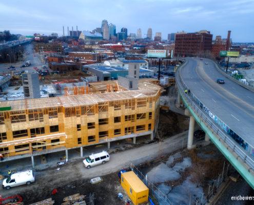 Kansas City Crossroads West Construction
