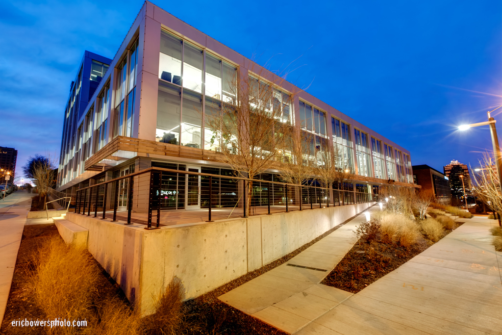 Populous at 4800 Main in KC Board of Trade Building