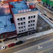 Kansas City Midwest Hotel Pre Renovation