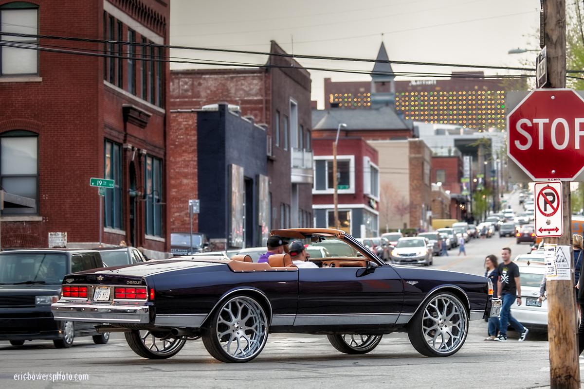 Kansas City Crossroads District Cool Car Restorations