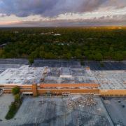 Metcalf South Mall Demolition Underway in Overland Park, KS