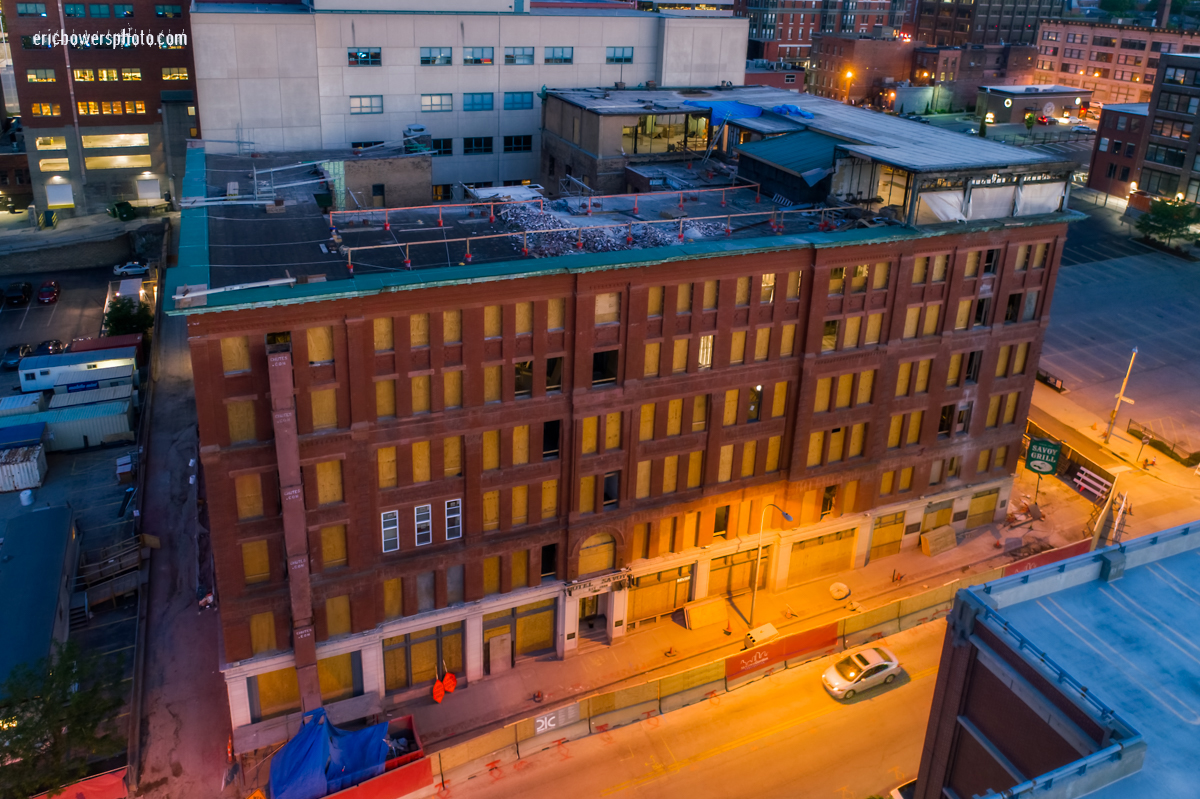 Kansas City Hotel Savoy and 21C Museum Hotels