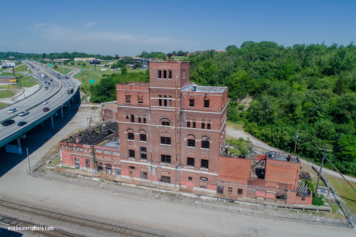 Kansas City Imperial Brewery Historic Structure