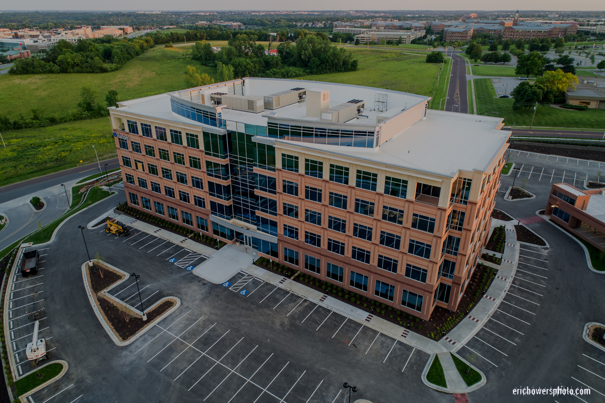 Nall Corporate Centre Two Suburban Office New Construction