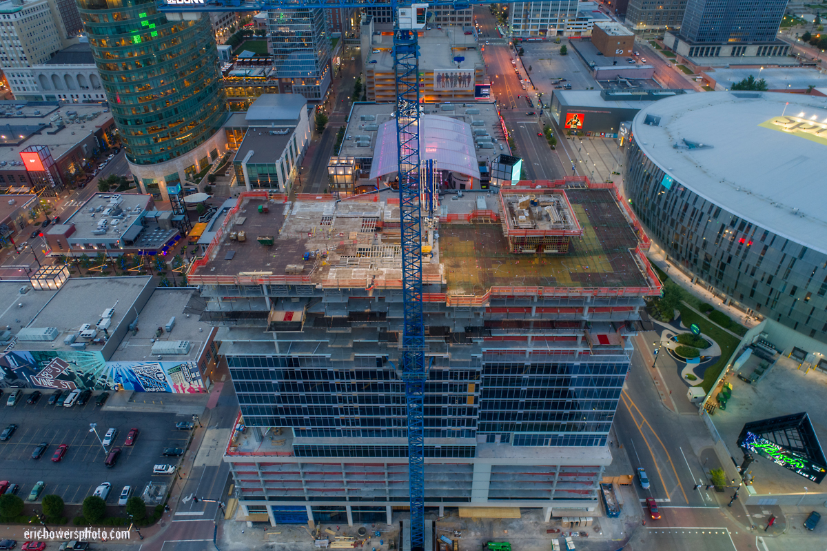 Two Light Tower KC Residential Construction – June 2017 Pt. 2