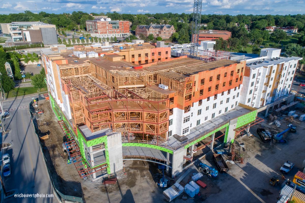 Brookside 51 Construction in Kansas City MO