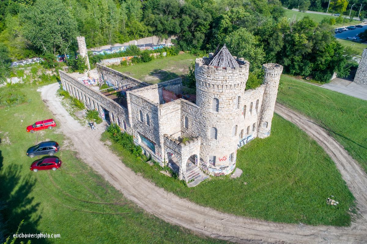 Vine Street Workhouse Castle