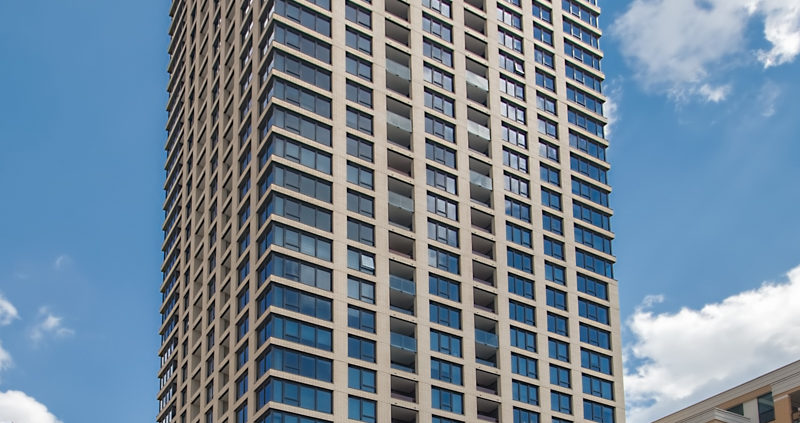 Exhibit On Superior - Chicago Residential Highrise Development