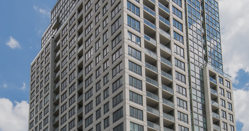 Hudson Chicago Residential Completed 2017