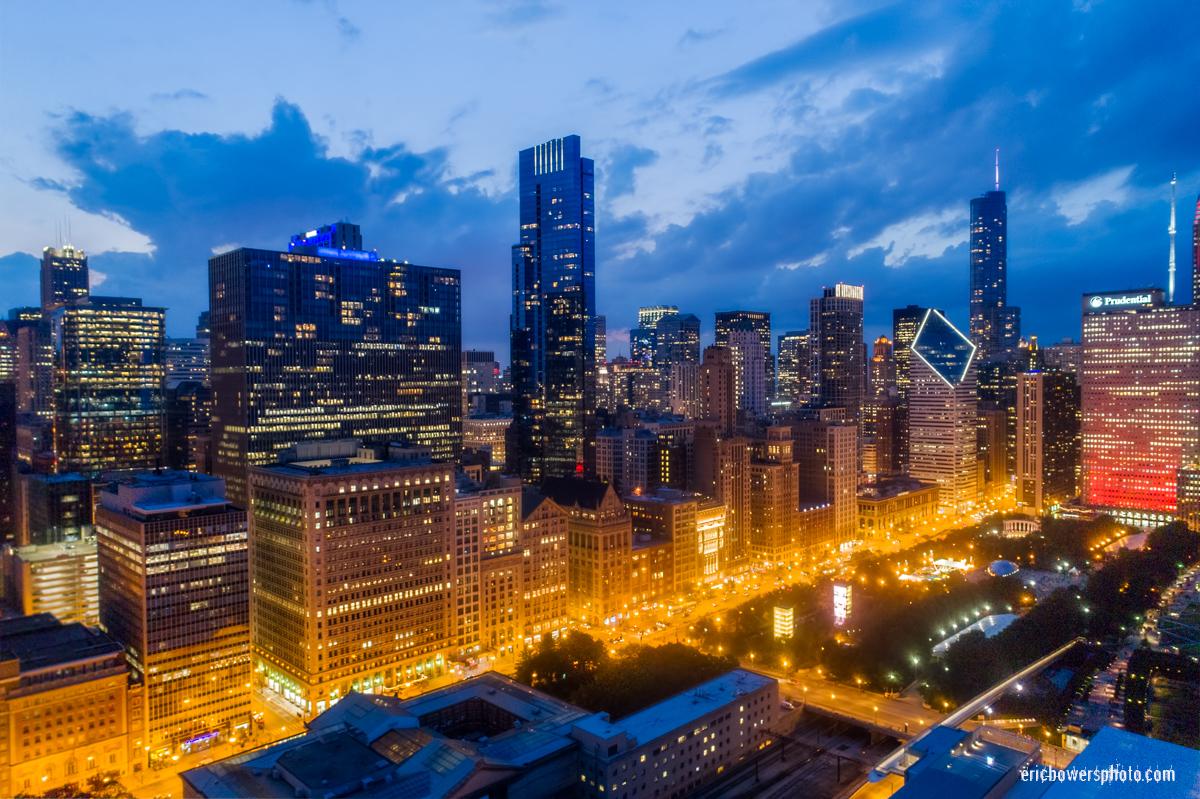 The Legacy at Millenium Park, Chicago