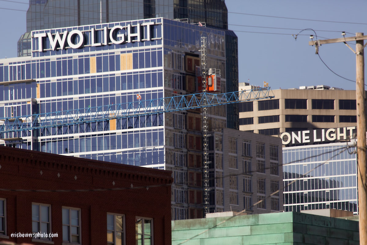 Kansas City One and Two Lights in Late 2017
