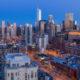 Chicago City Skyline Aerial Photos Pt 14