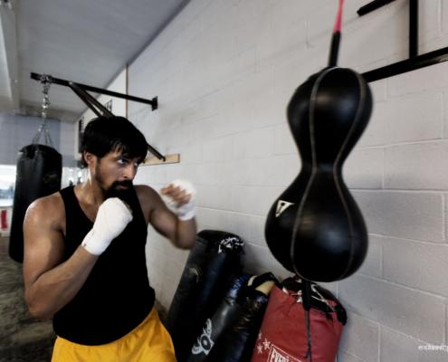 Boxing Gym Scenes Part 2