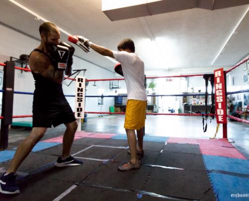Boxing Gym Scenes Part 5
