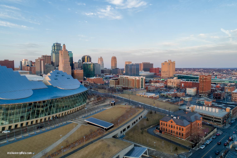 Kansas City Loews Convention Hotel Site Prep