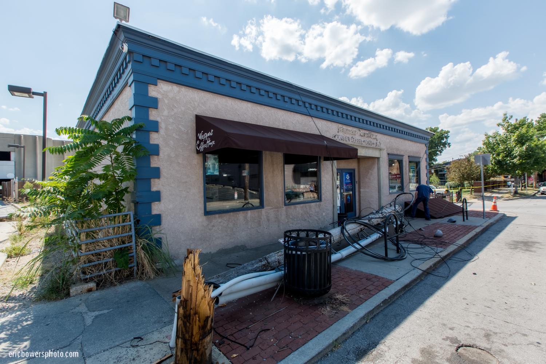 Kansas City's Amazing Drivers and Westport Coffee House