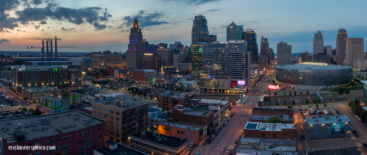 Downtown Kansas City Skyline, Summer 2018 Pt 5