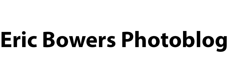 Eric Bowers Photoblog