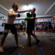 Boxing Gym Scenes Part 19