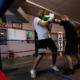 Boxing Gym Scenes Part 17