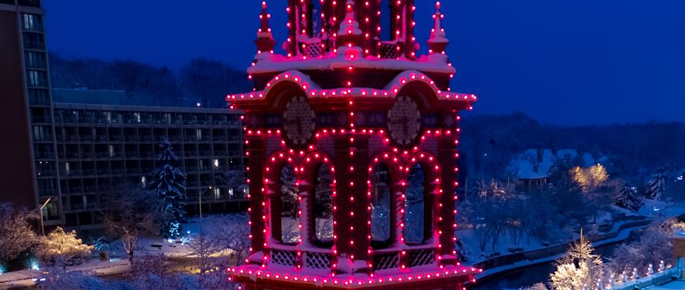 Kansas City Plaza Lights 2