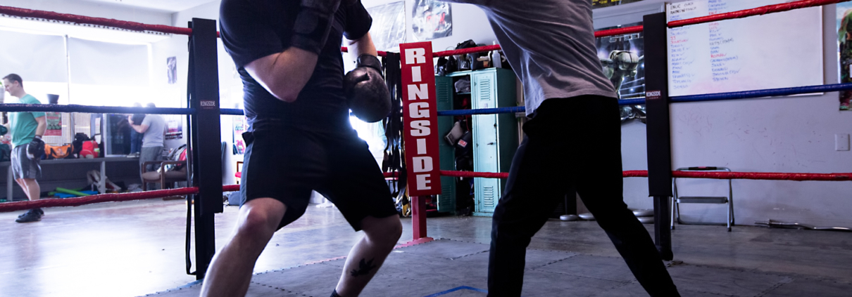 Boxing Gyms Scenes Part 21