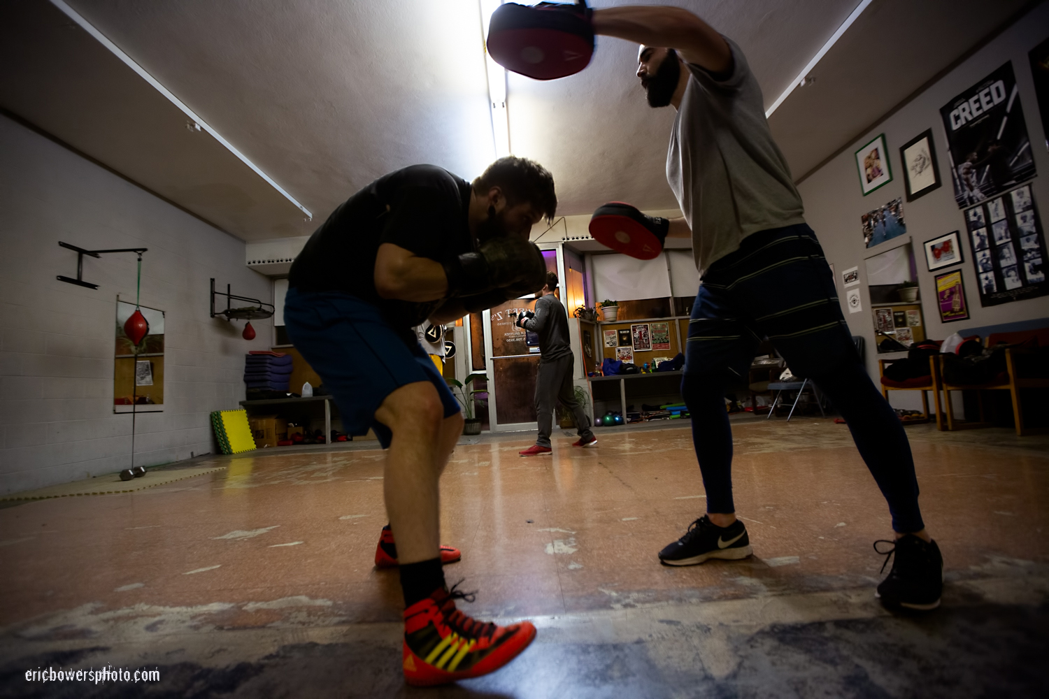 Boxing Gyms Scenes Part 24