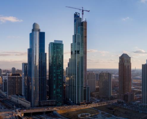 NEMA Chicago Construction Progress Pt 2