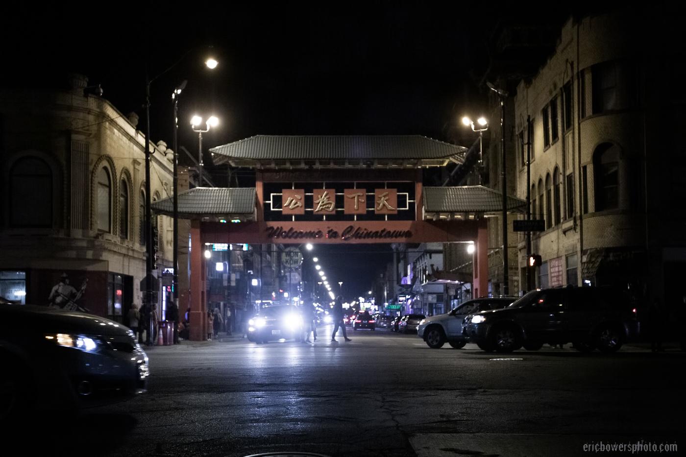 Chinatown Chicago Part One