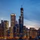 Chicago's Vista Tower Construction 2019