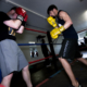 Boxing Gym Scenes Part 34