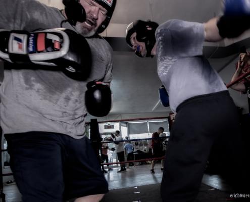 Boxing Gym Scenes Part 33