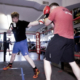 Boxing Gym Scenes Part 36
