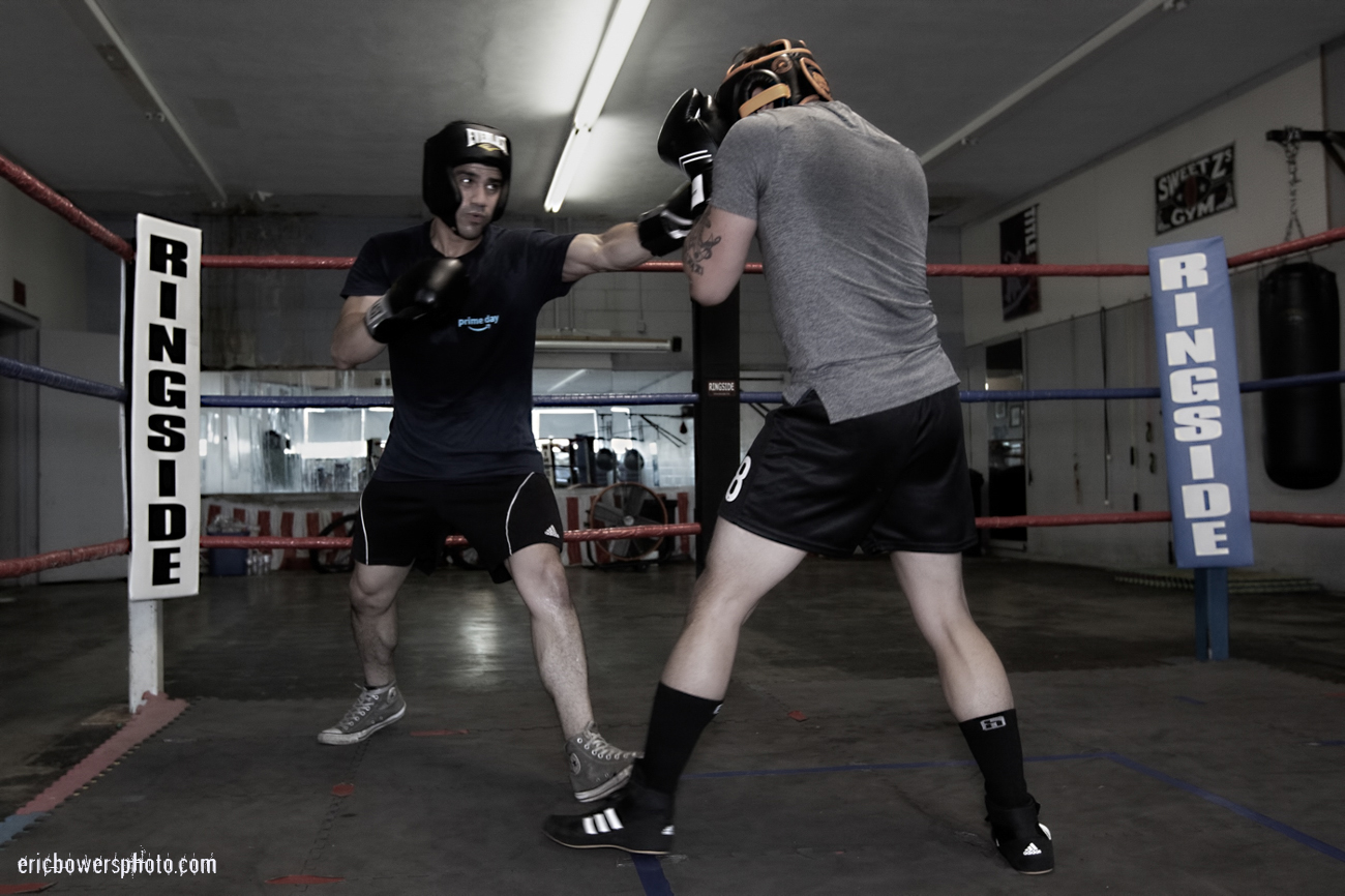 Boxing Gym Scenes Part 41