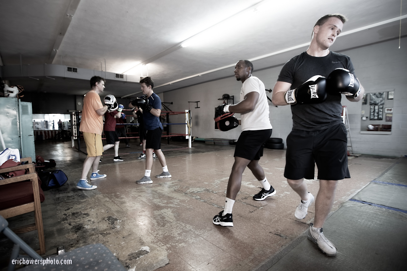 BOXING GYM SCENES PART 38