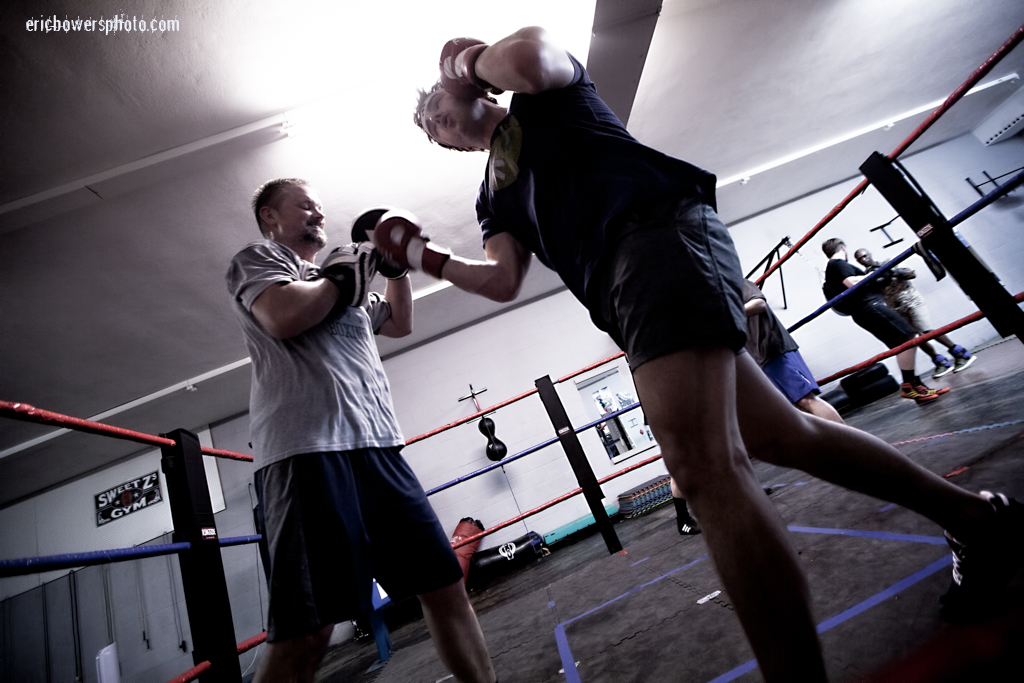 Boxing Gym Scenes Part 43
