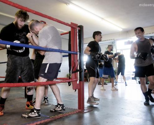 Boxing Gym Scenes Part 50