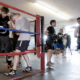 Boxing Gym Scenes Part 50
