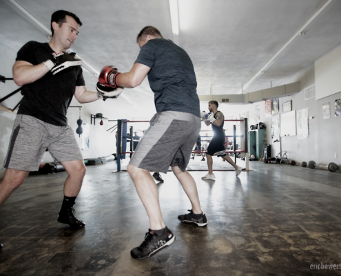 Boxing Gym Scenes Part 46