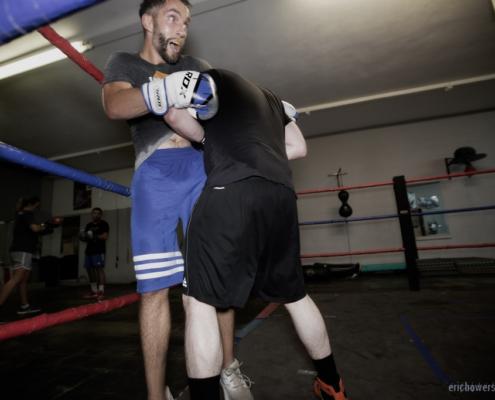 Boxing Gym Scenes Part 48