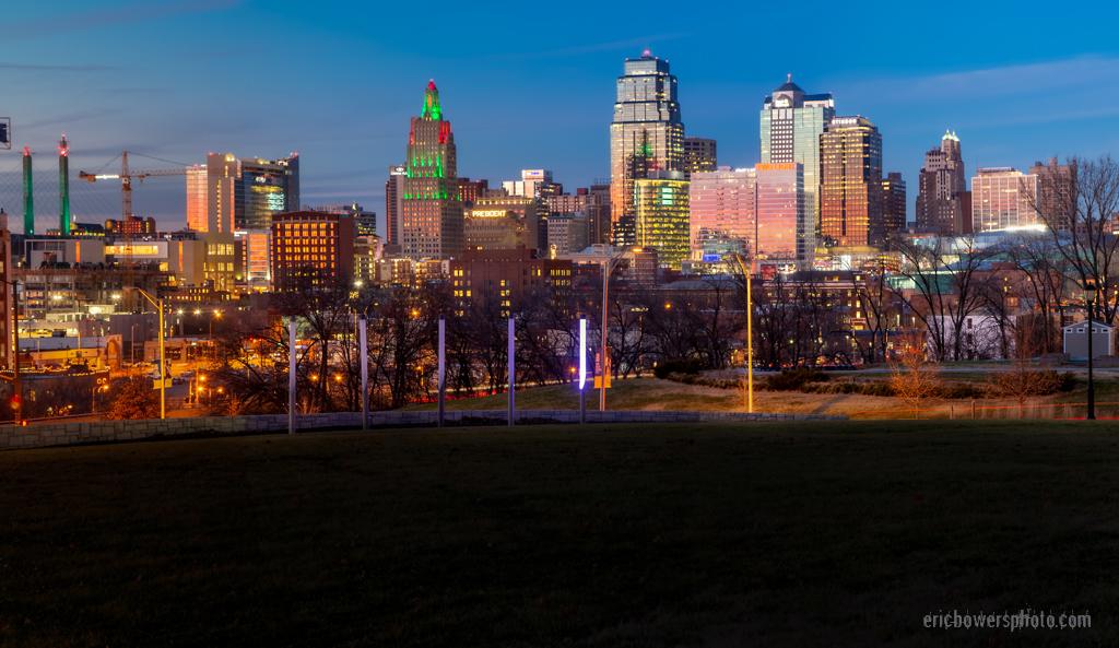 Kansas City Skyline 2019