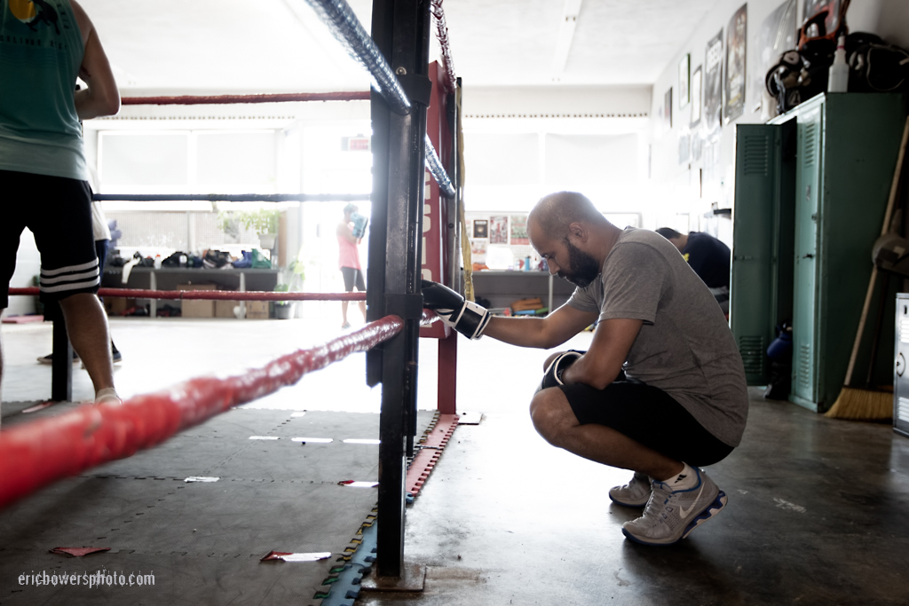BOXING GYM SCENES PART 53