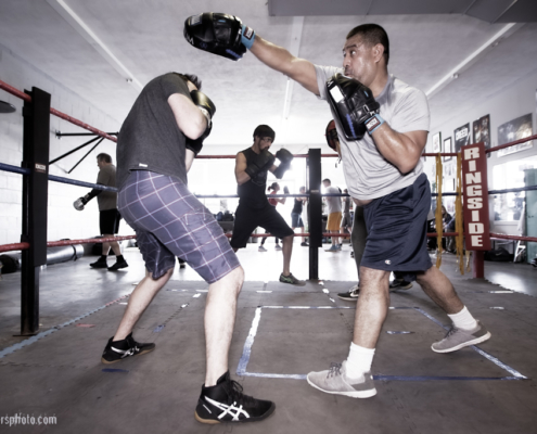 BOXING GYM SCENES PART 52