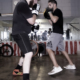 Boxing Gym Scenes Part (55)